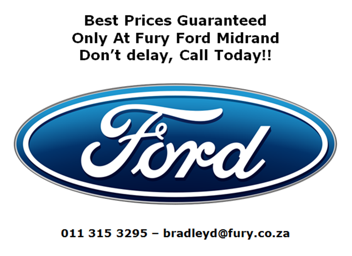 fury ford midrand offers