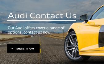 Audi Contact Us