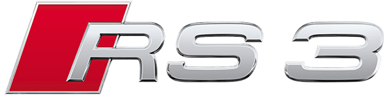 Audi RS 3 Logo