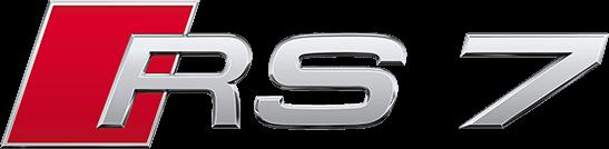 Audi RS 7 Logo